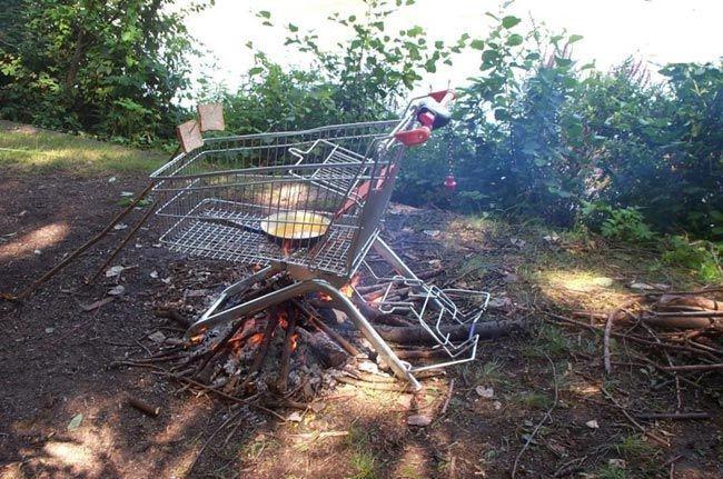 Dis papa tu vas acheter un barbecue ou le fabriquer piloter sa transitio - Fabriquer un brasero ...