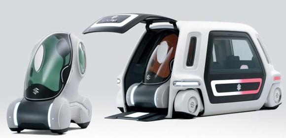 voiture electrique, ecologie, transport, design, mondial automobile, déplacement urbain,