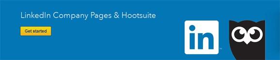 linkedin, hootsuite,connect,api,veille,entreprise
