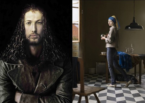 Dorothee Golz, tableau, référence, art