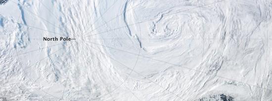 arctique,cyclone,aout,2012,climat,phénomène